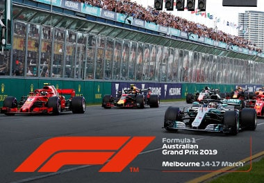 F1® Australian Grand Prix 2019 travel packages