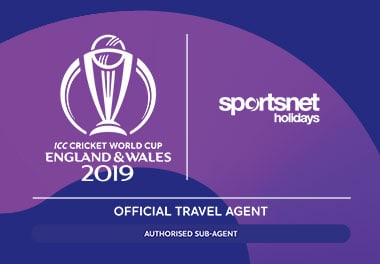 ICC Cricket World Cup 2019 packages • Sportsnet Holidays