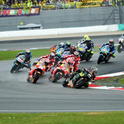 2019 Malaysia Motorcycle Grand Prix - Travel Packages & Tours