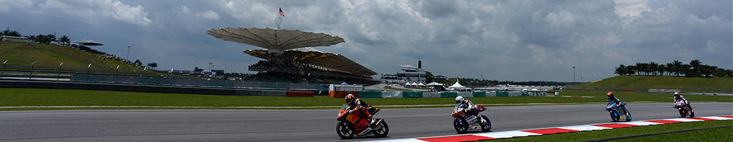 Riders racing at the Malaysian MotoGp™ - 2019 Malaysian MotoGP™ Travel Packages & Tours Includes
