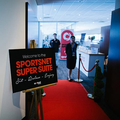 Sportsnet Super Suite Entry • Sportsnet Holidays