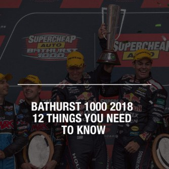 12 Things To Know About Bathurst 1000