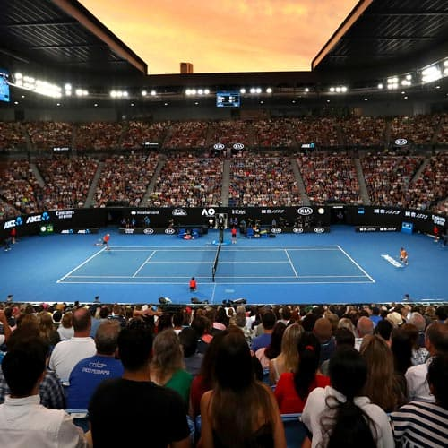 Men S And Women S Finals Package Australian Open 2020