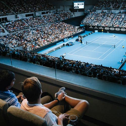 Calendario Tenis 2020.Australian Open 2020 Official Travel Packages P O Cruises Sportsnet