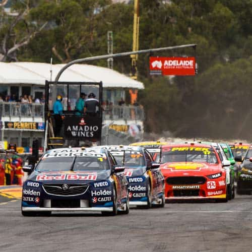 Adelaide 500 2020 - Ticket Packages