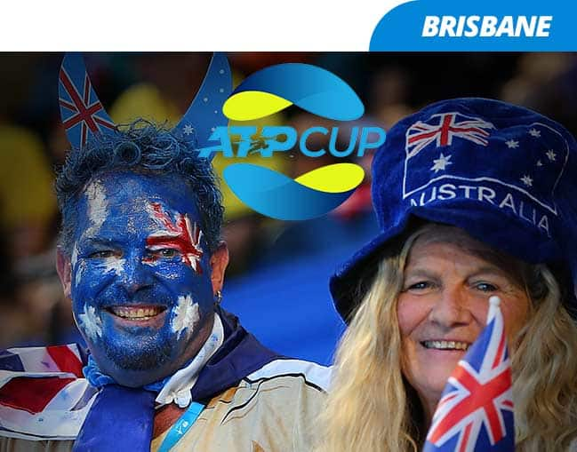 ATP Cup 2020 - Brisbane Mix and Match package