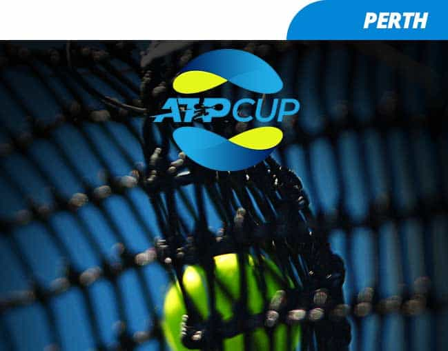 ATP Cup 2020 - Perth Group Stage package