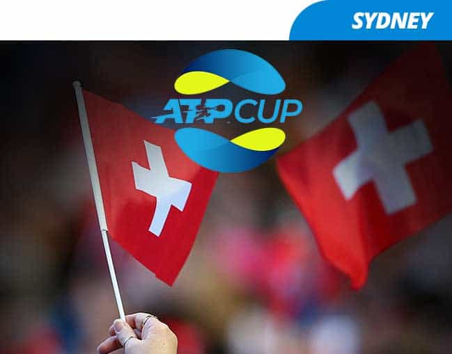 ATP Cup 2020 - Sydney Semi Final and Final package