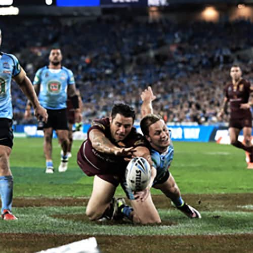 2021 State of Origin - Travel Packages