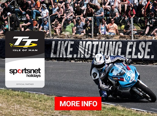 Isle of Man TT 2020 tours and travel packages