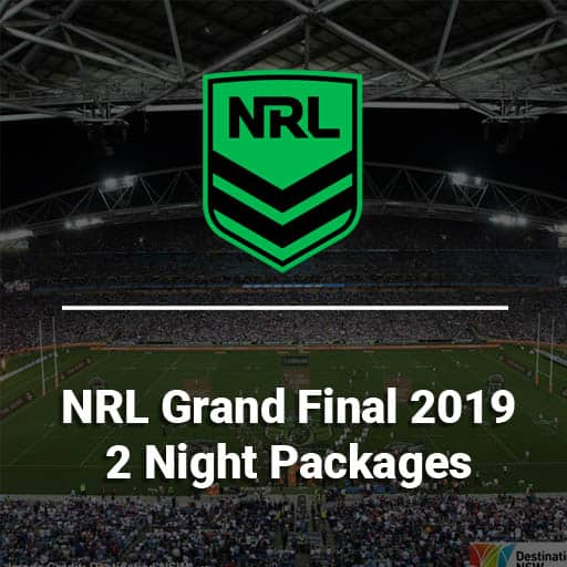 NRL Grand Final 2019 2 Night Packages
