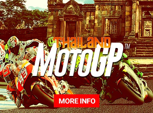 Thailand MotoGP 2019 travel packages