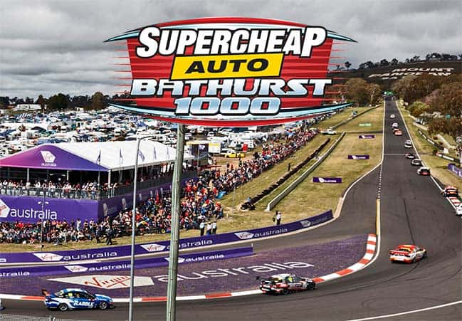 5 Night Tent City Packages - 2019 Bathurst 1000