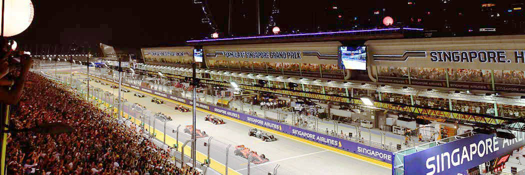 2021 Singapore Grand Prix Travel Packages - Sportsnet Holidays