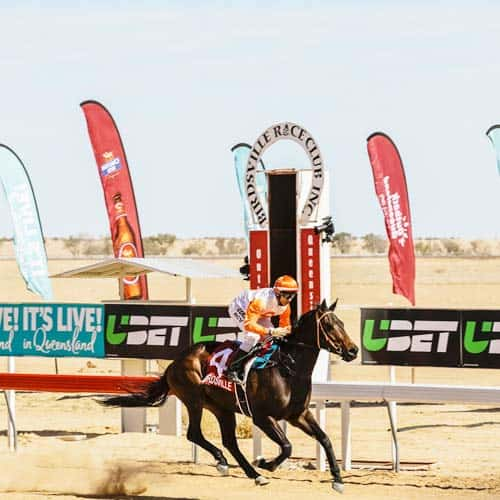 2020 Birdsville Races - Travel Packages