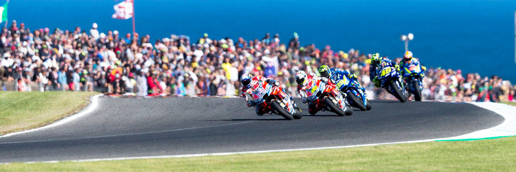2021 Australian MotoGP™ - Travel Packages & Deals