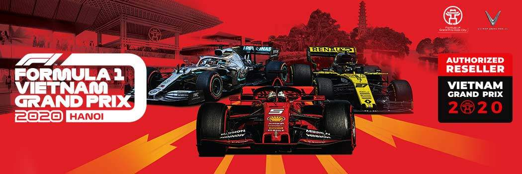 2020 F1 Vietnamese Grand Prix - Travel Packages