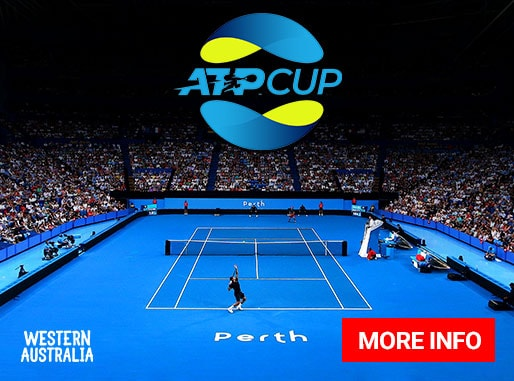 ATP Cup 2020 travel packages
