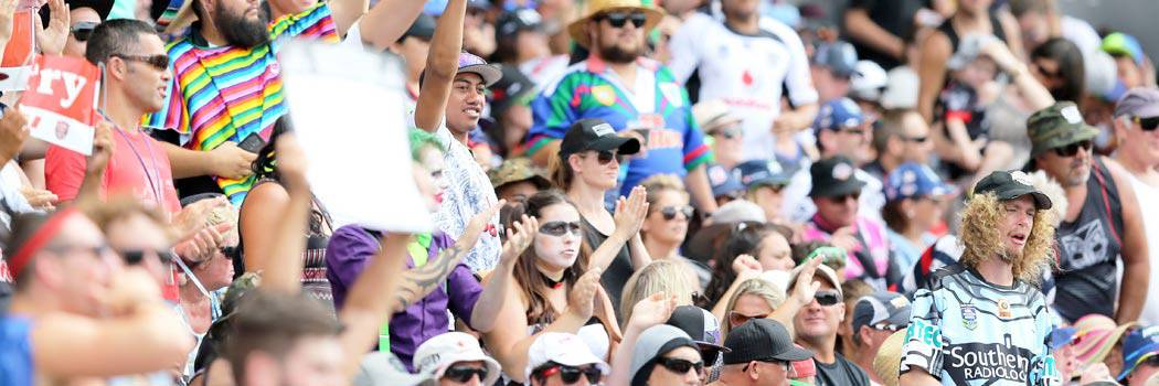 NRL Nines 2020, Perth - Travel Packages
