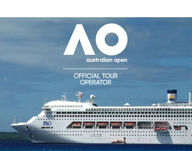 Australian Open 2021 - P&O 'Pacific Explorer' Cruise Packages • Sportsnet Holidays