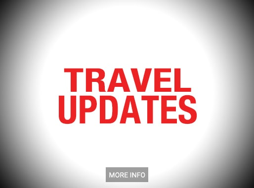 "Coronavirus Covid-19 Travel Updates"" class="