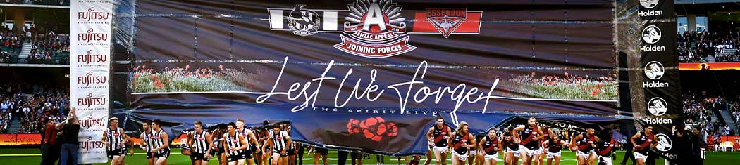 AFL ANZAC Day Clash Coronavirus COVID19 Travel Statement