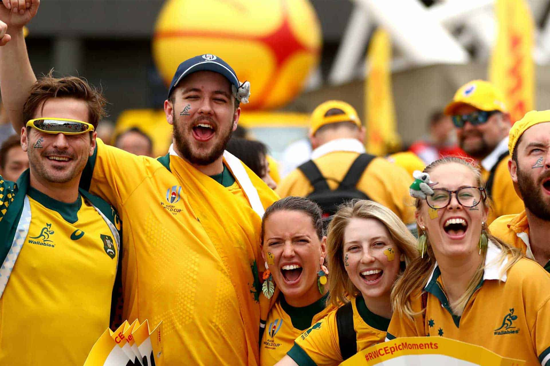 RWC 2023 Mastercard Promotion Group Booking Discount