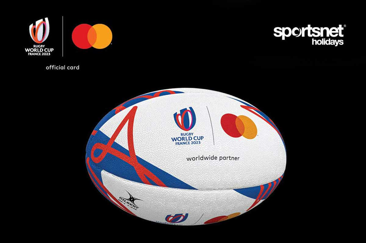 RWC 2023 Mastercard Promotion Pay with Mastercard