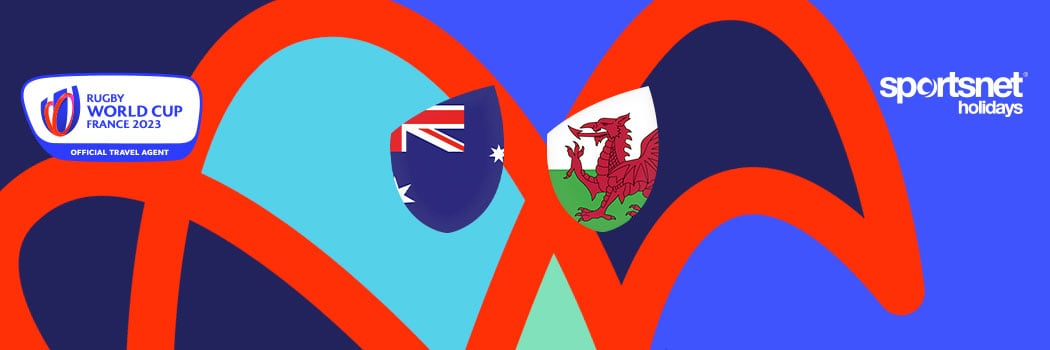 Rugby World Cup 2023 Travel Packages Australia x Wales Match
