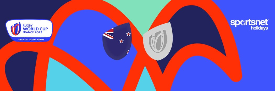 Rugby World Cup 2023 Travel Packages New Zealand x Africa 1 Match