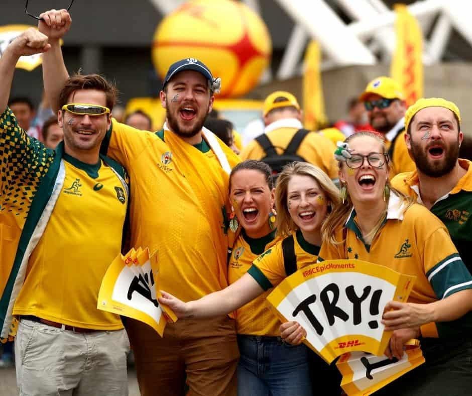 2921 Wallabies v France travel packages