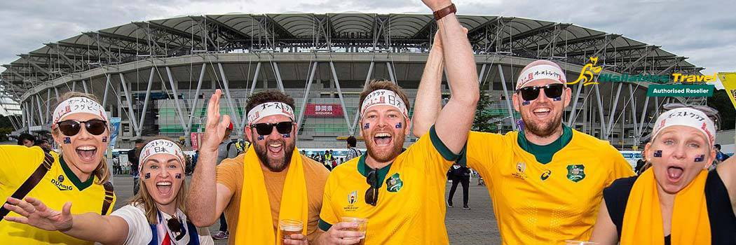 2021 Wallabies v France Series Travel Packages