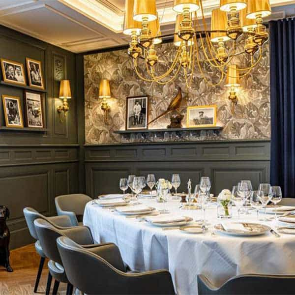 Dine at a famous Michelin Star Restaurant